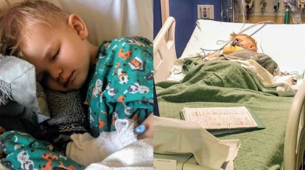 Bebê de apenas 2 anos luta pela vida após comer pipoca; mãe faz grave alerta
