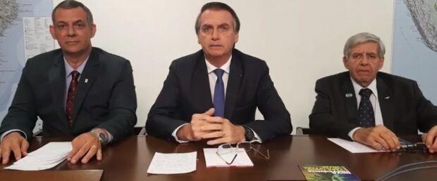 Bolsonaro quer retirar lombadas eletrônicas no país