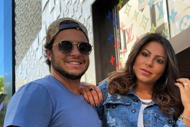 Thammy revela que faz sexo três vezes ao dia com a mulher Andressa Ferreira