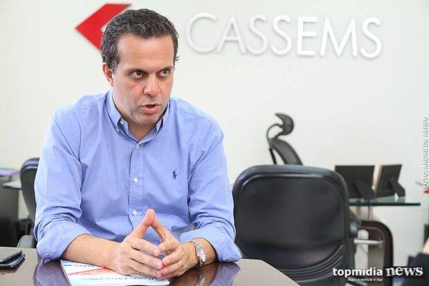 Ayache é reeleito para mais três anos na presidência da Cassems