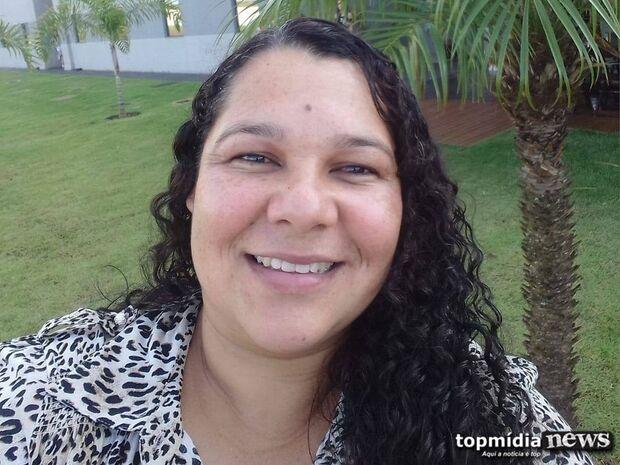 'Alegria que contagiava', dizem amigos sobre vítima de feminicídio em MS
