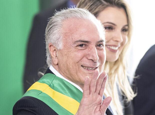 Em Brasília, emedebistas ainda estão em silêncio apesar de soltura de Temer