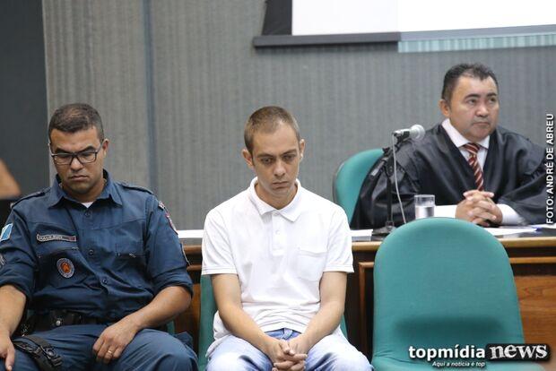 Assassino de Mayara Amaral é condenado a 27 anos e 2 meses em regime fechado