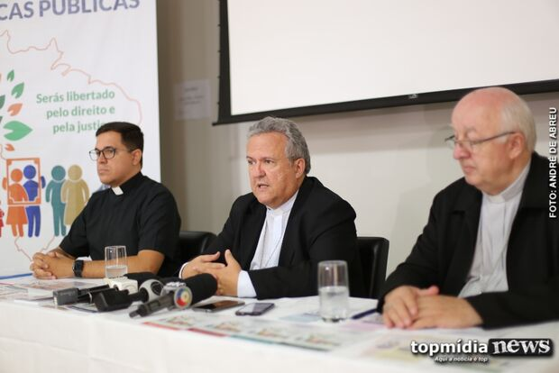 Igreja Católica lança Campanha da Fraternidade voltada para Políticas Públicas