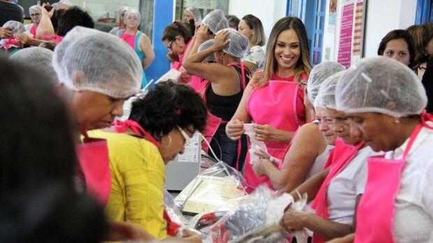 Renda extra: aulas gratuitas ensinam confecção de ovos de Páscoa em Campo Grande