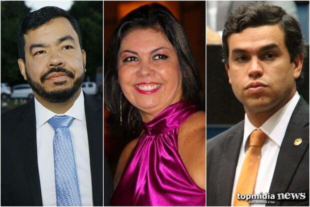 LANTERNINHAS: dos oito deputados federais em MS, três ainda não apresentaram projetos