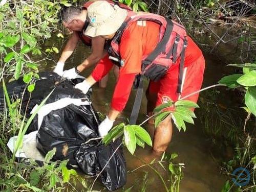 Corpo de homem desaparecido é encontrado por bombeiros em MS