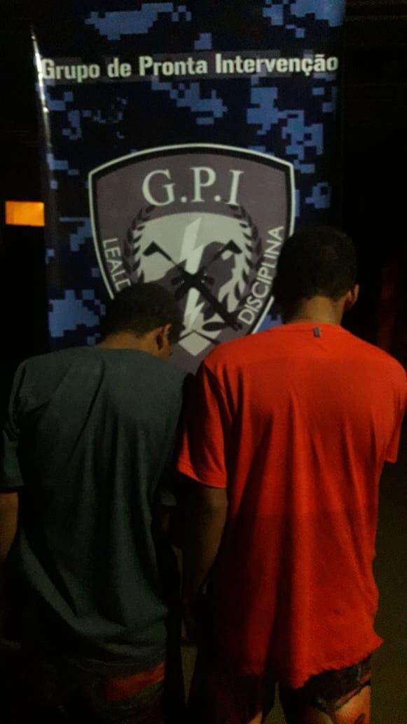 Irmãos são apreendidos pela Guarda Civil Metropolitana com carregador de arma de uso restrito