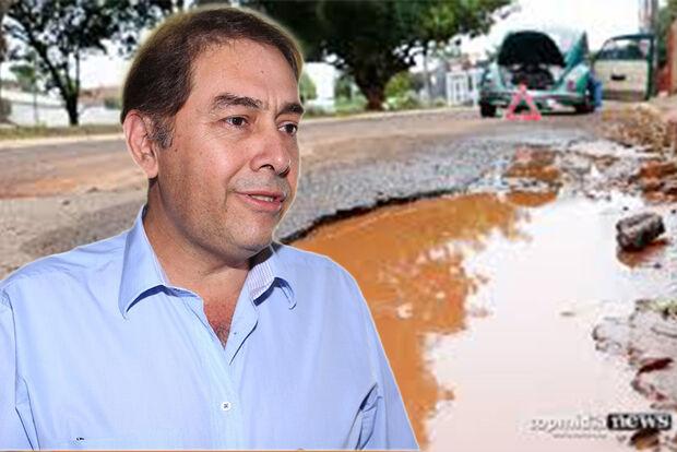 JUDAS: Bernal, que destruiu Campo Grande, agora dá 'lição de moral'