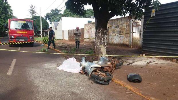 Final de semana violento no trânsito deixa cinco mortos em MS