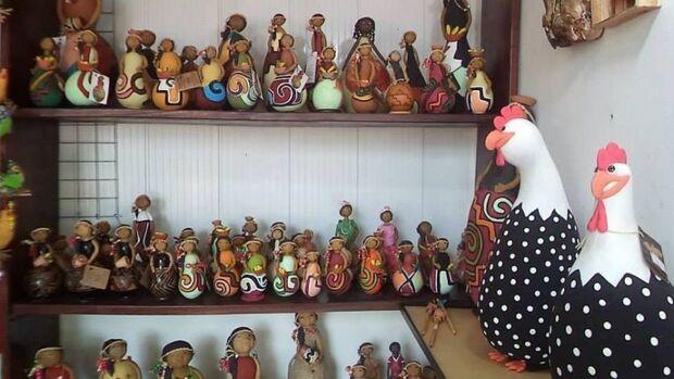Semana do artesão começa com noite cultural na esplanada ferroviária
