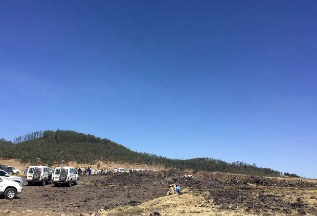 Queda de avião na Etiópia deixa 157 mortos, segundo a companhia aérea