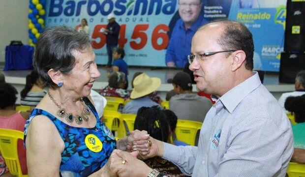Irmã do deputado Barbosinha morre aos 74 anos após cirurgia cardíaca