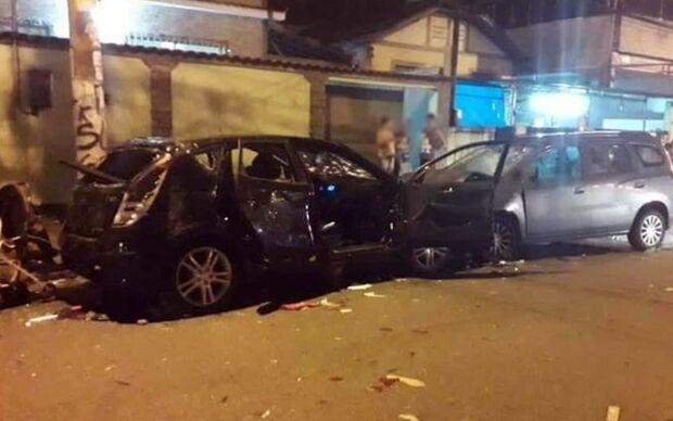 Motorista embriagado que atropelou 30 foliões, entre eles bebê, vai para presídio
