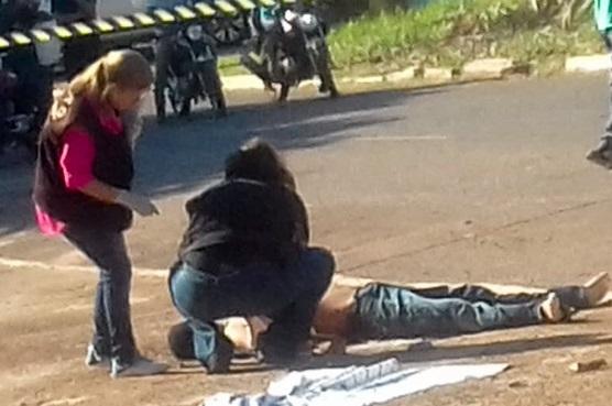 Homem é executado com cinco tiros em Jardim