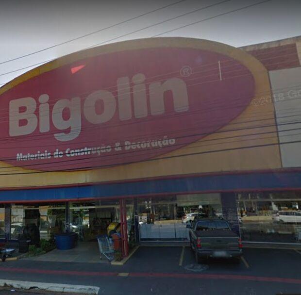 Grupo Bigolin declara falência em Campo Grande; funcionários descobriram na porta da loja