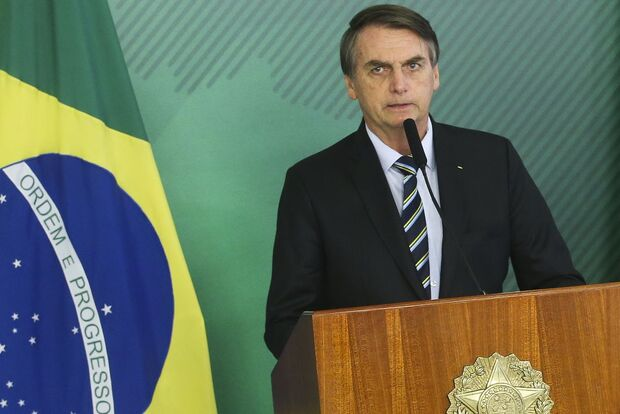 Bolsonaro terá agenda internacional intensa a partir deste mês