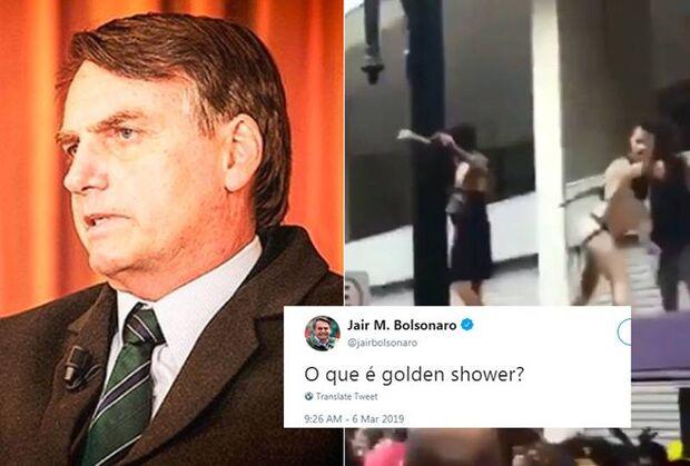 Golden Shower: em MS, tem deputado que critica postura de Bolsonaro e quem faz vista grossa