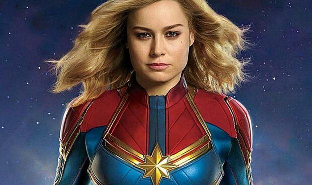 Capitã Marvel agita a estreia da semana nos cinemas da Capital