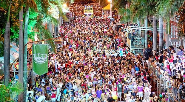 MS tem opções de Carnaval para quem quer relaxar ou pular de alegria