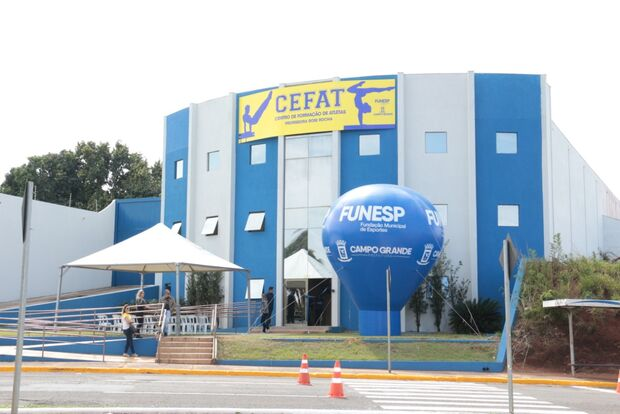 Federação de Ginástica de MS recebe aparelhos da Confederação Brasileira de Ginástica