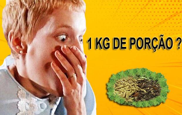 Cliente compra porção de 1kg e recebe metade; comida 'diminui' após preparo, pode isso?