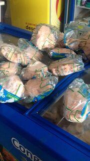 Procon flagra carne bovina e de frango imprópria pro consumo em mercado de Campo Grande