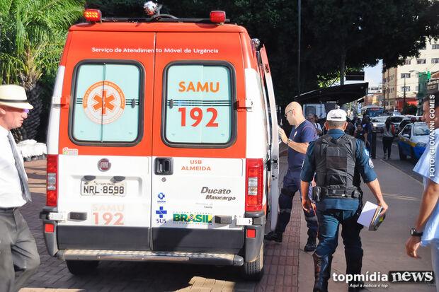 Irmãos tentam impedir briga de casal e são esfaqueados em Campo Grande