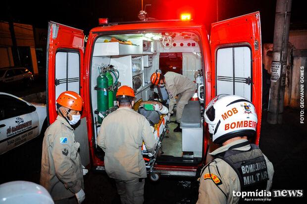 Pedreiro termina serviço e acaba baleado ao sair de obra em Campo Grande
