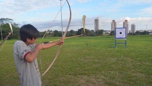 Jogos Urbanos Indígenas acontecem em abril e inscrições estão abertas