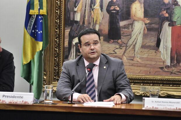 Fábio Trad integra comissão especial que atualizará leis processuais penais no Brasil