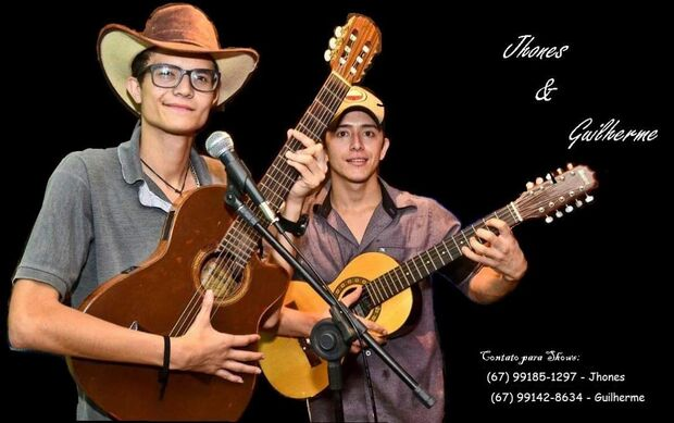 Apostando no sertanejo e músicas autorais, Jhones e Guilherme sonham em viver só da música