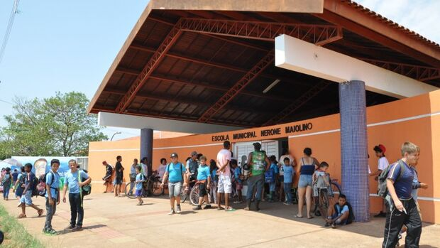 Aluno matando aula? Escapadas devem ser avisadas a pais e responsáveis em Campo Grande