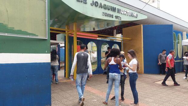 Adolescentes com 'lança-chamas' no Joaquim Murtinho só queriam chamar a atenção, diz polícia