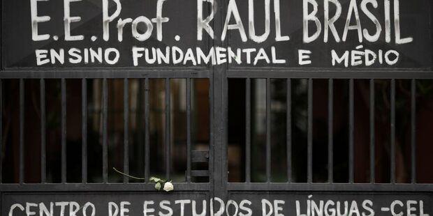 Dois alunos de escola atacada por atiradores em Suzano têm alta