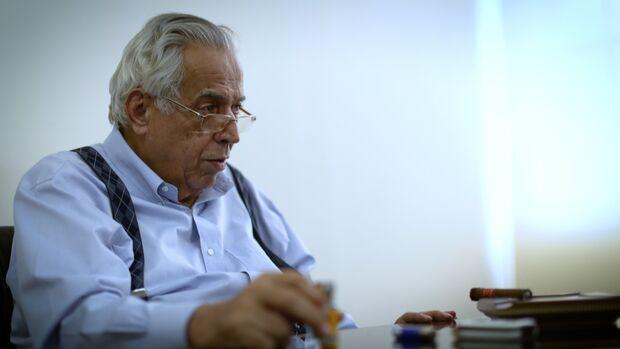Ex-presidente do Vasco, Eurico Miranda morre aos 74 anos