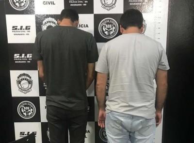 Jovem denuncia roubo e dois acabam presos por estelionato e falsa comunicação de crime