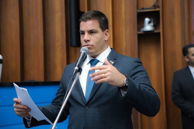 Deputado critica emenda e afirma que projeto enterra investigações em andamento em MS