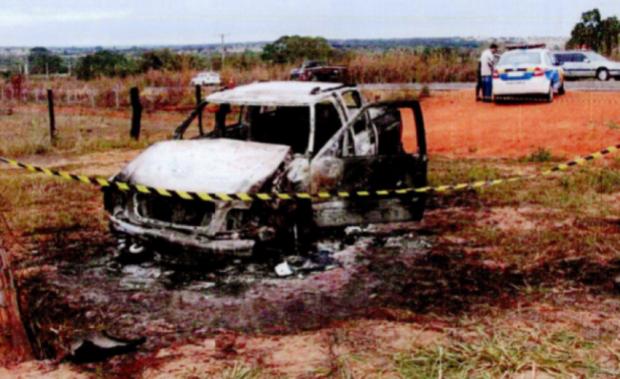 Fazendeiro que matou vizinho e colocou fogo em veículo para simular acidente vai a júri