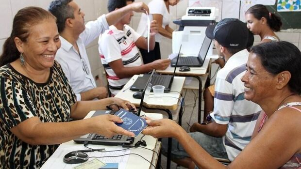 Emprego: Funsat atende bairros Portal Caiobá e Jardim Noroeste neste final de semana