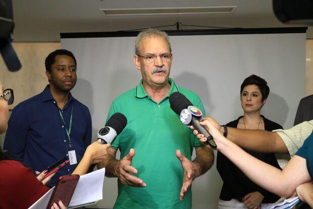 REFERÊNCIA: Governo traz equipe do Sírio-Libanês para recuperar Hospital Regional