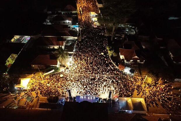 Guarda Civil registra 40 mil pessoas e confirma dispersão 'truculenta' contra foliões