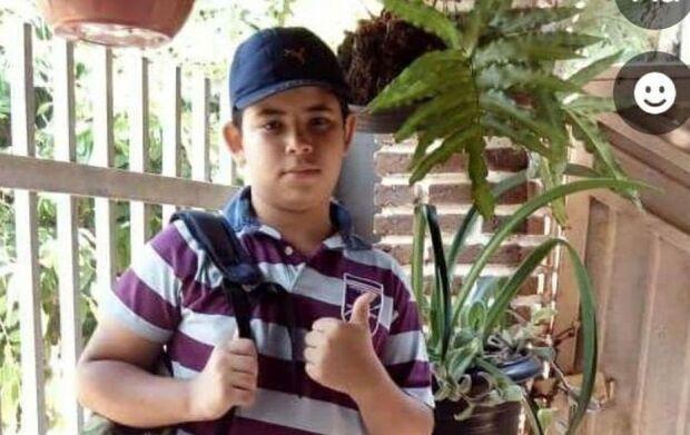 Ciclista de 11 anos morre após ficar três dias internado em Campo Grande