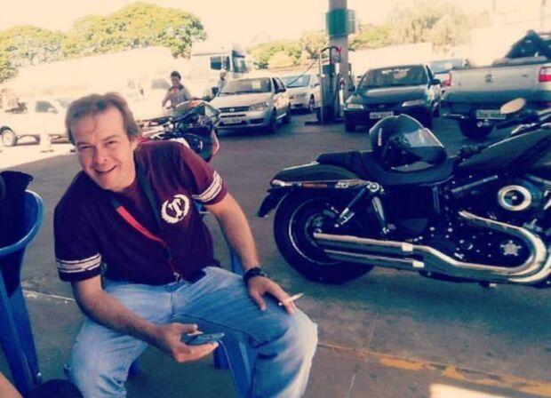 Membro de motoclube morre em hospital 38 dias após acidente em trevo da MS-376