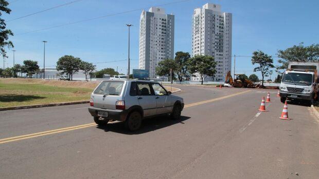 Prefeitura prolonga Rua Cacildo Arantes e facilita acesso a bairros na saída para Três Lagoas