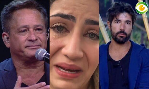 'Revoltado', Leonardo ignora casamento da filha com Sandro Pedroso