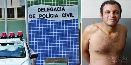 PM recaptura foragido da Colônia Penal de Campo Grande
