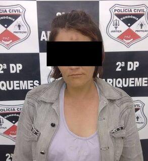 Polícia de RO conclui que mãe de bebê achada em sacola no matagal teve aborto por uso de drogas