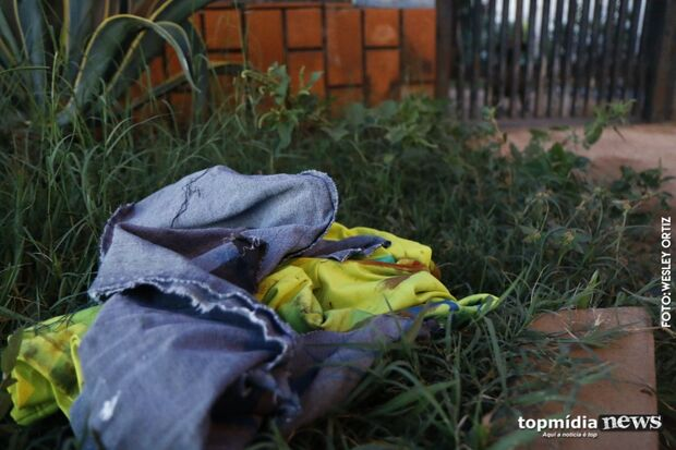 Marceneiro corta perna com maquita e é encontrado desmaiado por vizinhos na Capital
