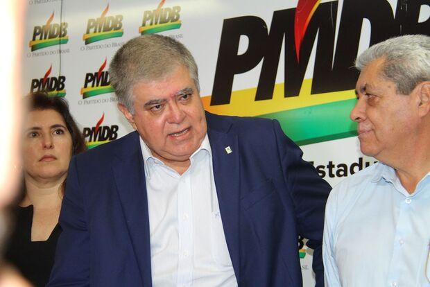 'Pitbull' do MDB, nem Marun confia em corrida de Puccinelli pela prefeitura de Campo Grande